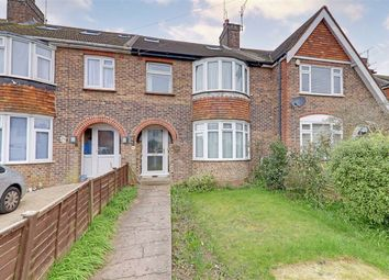 4 bed terraced house for sale in Shandon Road, Broadwater, Worthing, West Sussex BN14