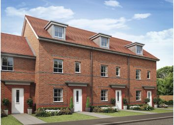 """Thumbnail 4 bed terraced house for sale in """"Woodcote"""" at Wood End, Marston Moretaine, Bedford"""
