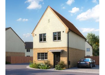 Thumbnail 3 bed detached house for sale in Tower Close, Colchester