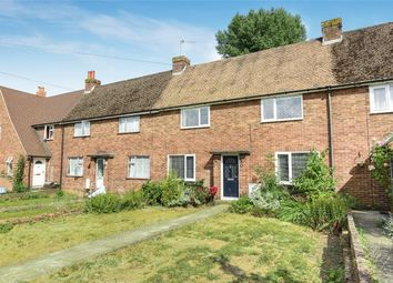 Thumbnail 3 bed terraced house for sale in Nightingale Avenue, Eastleigh, Hampshire