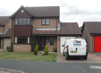 Thumbnail 4 bedroom detached house to rent in Churchfields, Tickton, Beverley