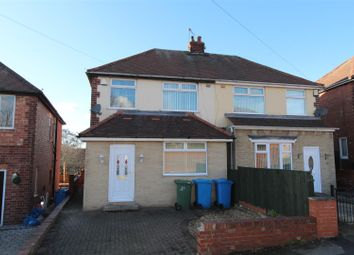 Thumbnail 4 bed semi-detached house for sale in Raines Park Road, Worksop