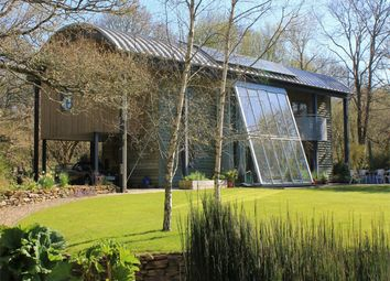 Thumbnail 4 bedroom detached house for sale in Woodlane House, Kenwyn, Truro, Cornwall