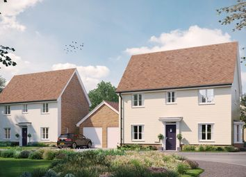 Thumbnail 3 bed detached house for sale in The Redditch, Eastwood, Gardiners Park Village, Gardiners Close, Basildon, Essex