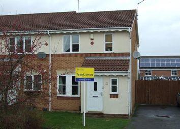 Thumbnail 3 bedroom end terrace house for sale in Skylark Close, Bingham, Nottingham