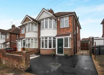 Thumbnail 3 bedroom semi-detached house for sale in Exton Avenue, Luton, Bedfordshire, England