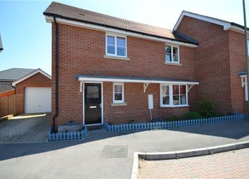 Thumbnail 3 bed semi-detached house for sale in Cook Avenue, Church Crookham, Fleet