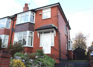 Thumbnail 3 bed semi-detached house for sale in Stonyhurst Avenue, Bolton