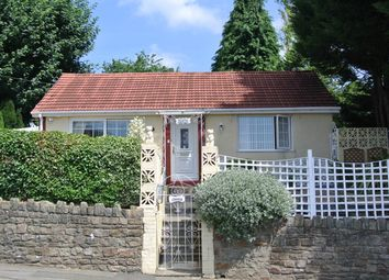 Thumbnail 2 bed detached bungalow for sale in High Street, Pontypool