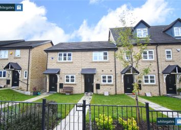 Thumbnail 2 bed terraced house for sale in New Road, Denholme, Bradford, West Yorkshire