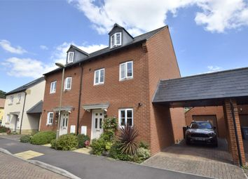 Thumbnail 3 bed semi-detached house for sale in Hazeldene Close, Eynsham, Witney, Oxfordshire
