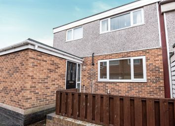 3 bed end terrace house for sale in Badger Road, Woodhouse, Sheffield S13
