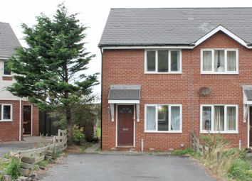 Thumbnail 2 bed semi-detached house to rent in Pen Y Cei, Aberystwyth