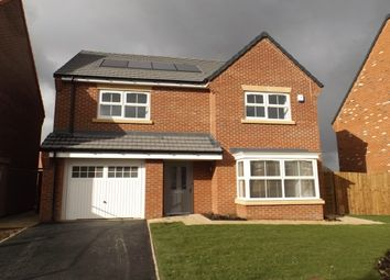 Thumbnail 4 bed property to rent in Moorlands Fold, Killinghall, Harrogate