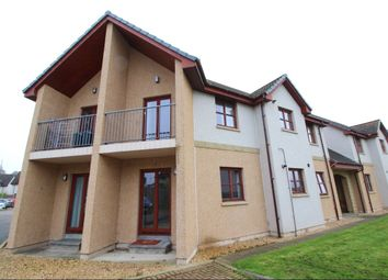 Thumbnail 2 bedroom flat to rent in Balnageith Rise, Forres