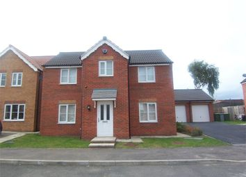 Thumbnail 4 bed detached house to rent in Clay Cross Drive, Clipstone Village, Mansfield