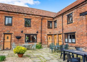 Thumbnail 2 bed barn conversion for sale in Toftrees, Fakenham, Norfolk