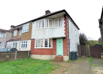 Thumbnail 3 bed semi-detached house for sale in Chastilian Road, Crayford