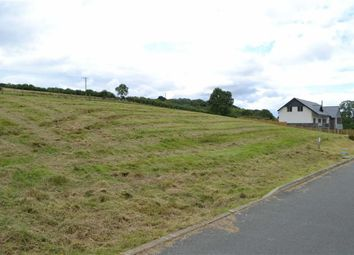 Thumbnail Land for sale in 3 Individual Building Plots, Adjacent To Rhosymaen Uchaf, Llanidloes, Powys