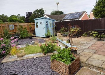 Thumbnail 3 bedroom end terrace house to rent in Honeyhill, Peterborough