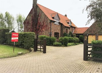 Thumbnail 4 bed detached house for sale in Hall Lane, Blundeston, Lowestoft