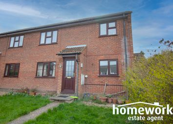 Thumbnail 2 bed flat for sale in Warren Place, Toftwood