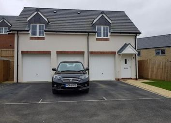 Thumbnail 2 bed maisonette for sale in Cloakham Drive, Axminster