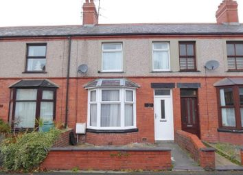 Thumbnail 4 bedroom terraced house to rent in Orme Road, Bangor