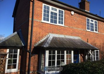 Thumbnail 2 bed semi-detached house to rent in Water End Road, High Wycombe