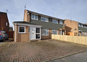 Thumbnail 3 bed semi-detached house for sale in Far Meadow Lane, Irby, Wirral