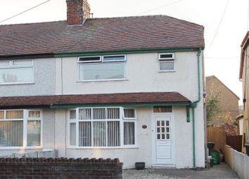 Thumbnail 3 bed semi-detached house to rent in Clwyd Avenue, Abergele, Conwy