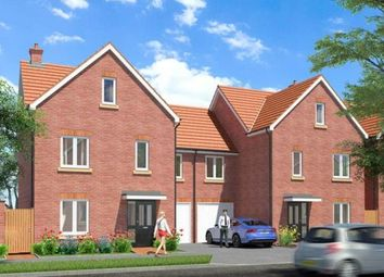 Thumbnail 4 bedroom semi-detached house for sale in Bramley Road, Aylesbury