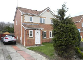Thumbnail 3 bed semi-detached house for sale in Bridgegate Drive, Victoria Dock, Hull
