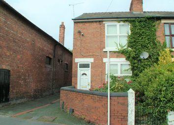 Thumbnail 2 bed end terrace house for sale in King Edward Street, Shotton, Deeside