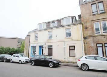 Thumbnail 1 bed flat for sale in 19, Bath Street, Largs KA308Bl