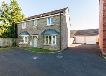 Thumbnail 4 bed detached house for sale in Catherine Close, Monmouth