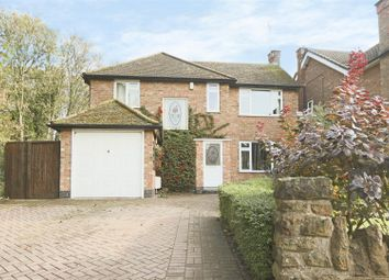 Thumbnail 4 bedroom detached house for sale in Monsell Drive, Redhill, Nottingham