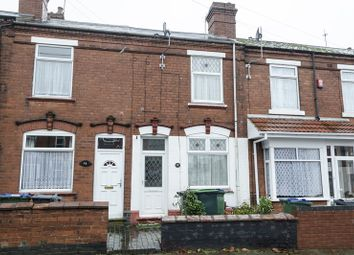 Thumbnail 3 bed terraced house to rent in Law Street, West Bromwich