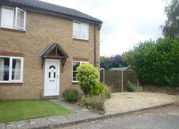 Thumbnail 2 bedroom property to rent in Nicholas Hamond Way, Swaffham