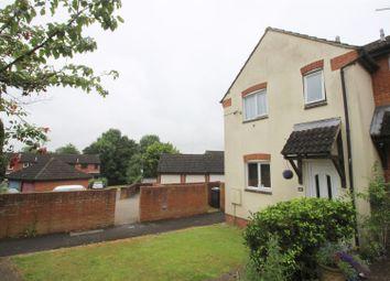Thumbnail 2 bedroom end terrace house for sale in Oakwood Road, Westlea, Swindon