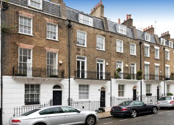 Trevor Street, London SW7. 5 bed terraced house for sale