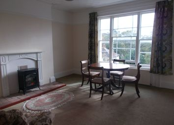 Thumbnail 2 bed flat to rent in North Parade, Lowestoft