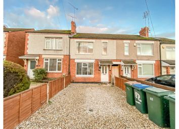 Thumbnail 2 bed terraced house for sale in St. Lukes Road, Coventry