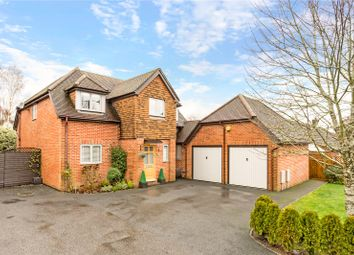 Thumbnail 4 bed detached house for sale in The Yews, Tower Close, Liphook, Hampshire