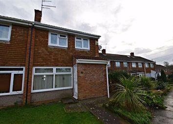 Thumbnail 3 bedroom end terrace house for sale in Longwood, Brislington, Bristol