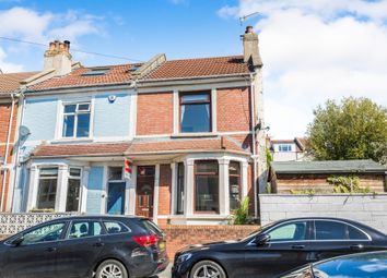 Thumbnail 3 bedroom end terrace house for sale in Friezewood Road, Southville, Bristol