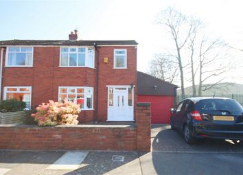 Thumbnail 3 bed semi-detached house for sale in St Oswalds Road, Ashton-In-Makerfield, Wigan, Lancashire