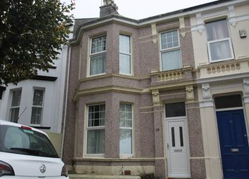 Thumbnail 6 bedroom terraced house for sale in Diamond Ave, Plymouth