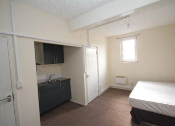 Thumbnail 1 bedroom studio to rent in New Town Street, Luton