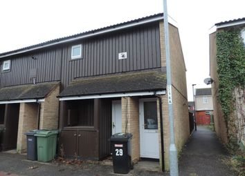 Thumbnail 1 bed flat to rent in Hinchcliffe, Orton Goldhay, Peterborough.